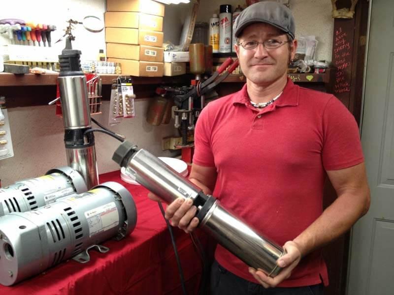 Jet Propulsion Pumps
