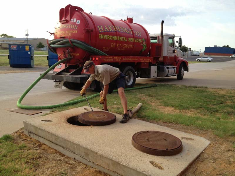 Grease & Sand Trap Service Fort Worth TX
